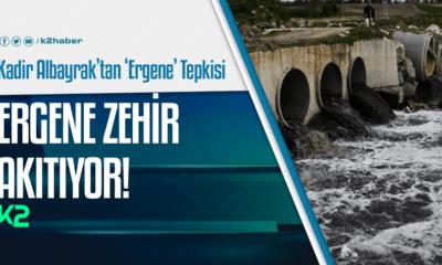 Kadir Albayrak ergene zehir su politikaları zirvesi