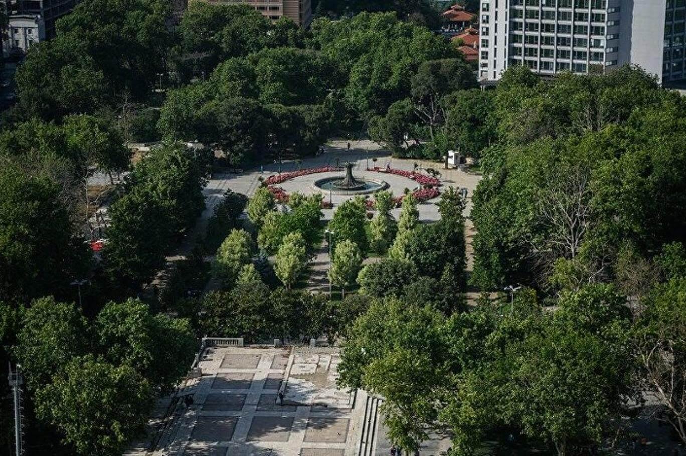 Taksim Gezi Parkı, 'Sultan Beyazıt Hanı Veli Hazretleri Vakfı'na Devredildi