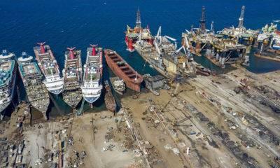 Serkan Acar Aliağa asbest gemi