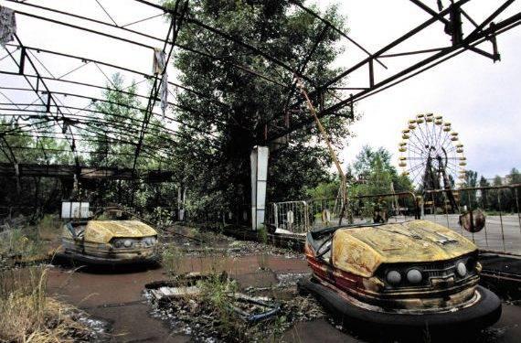 Çernobil Pripyat