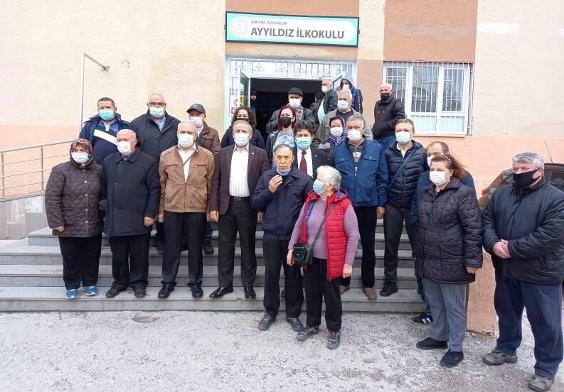 CHP'li Yıldırım Kaya: 'Okuma Yazma Bilmeyenlere Oy Kullandırmıyorlar'