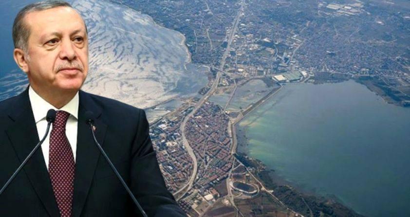 kanal istanbul erdoğan ihale temel