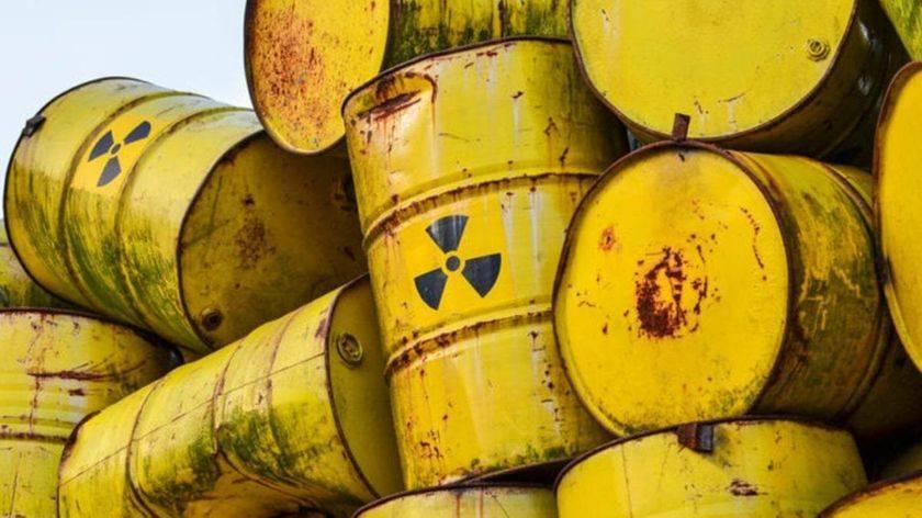 Ali Öztunç nükleer atık