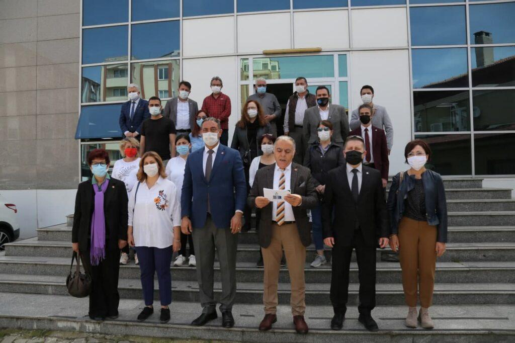 Şenay Aybüke Yalçın Edremit Belediyesi