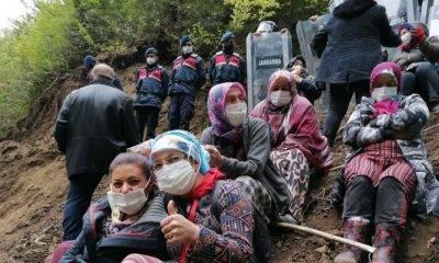 Kazdağları İstanbul Dayanışması İkizdere
