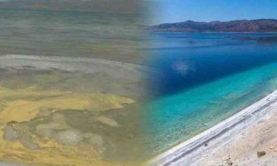 salda gölü kum rengi millet bahçesi