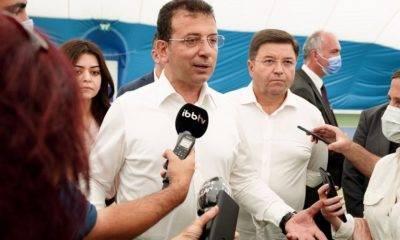 Ekrem İmamoğlu Maltepe Spor Tesisi
