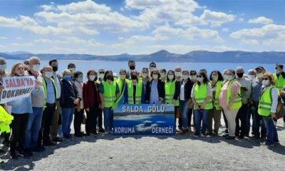Salda Gölü Koruma Derneği Gazi Osman Şakar
