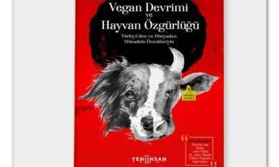 vegan devrimi ve hayvan özgürlüğü Zülal Kalkandelen