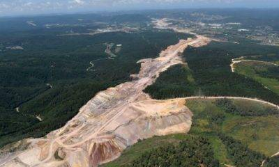 kuzey ormanları beton kanal
