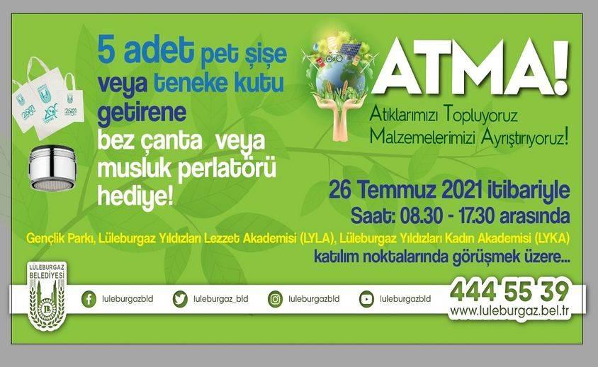 ATMA Lüleburgaz Belediyesi