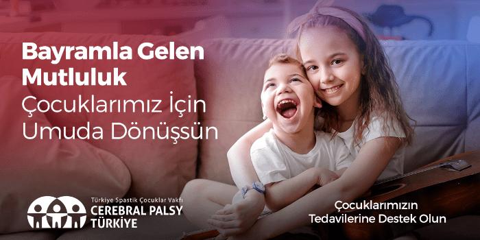 Türkiye Spastik Çocuklar Vakfı
