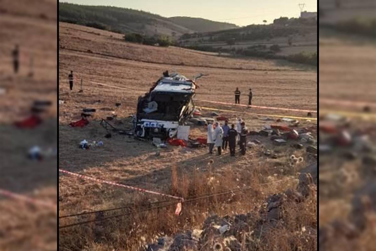 balıkesir edremit otobüs kaza