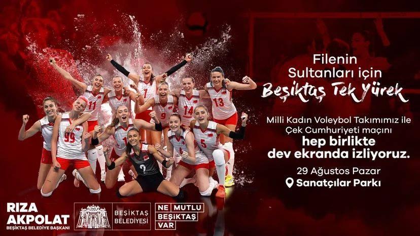 Filenin Sultanları Beşiktaş
