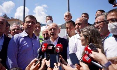 Kılıçdaroğlu Imamoğlu Bozkurt