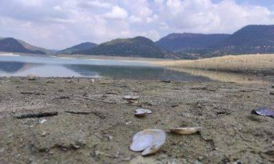 Kozan Barajı kuraklık
