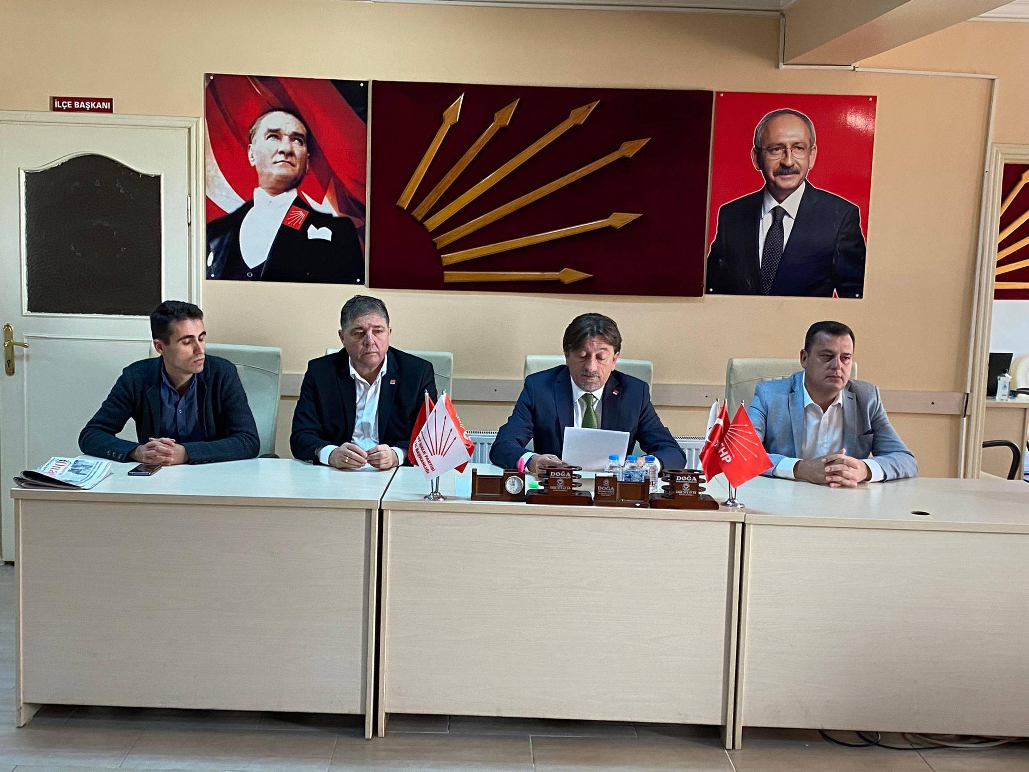 CHP Kırklareli Alaaddin Güncer