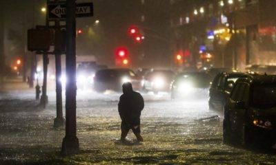 Ida Kasırgası ABD New York Sel