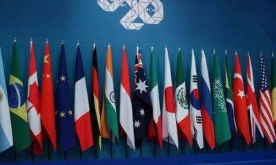 G20 emisyon net sıfır